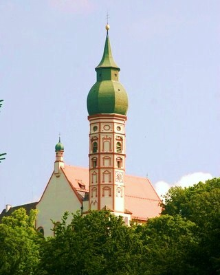 Andechs Monetary and Brewery