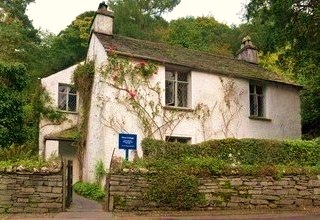 Wordsworth's Home, Dove Cottage